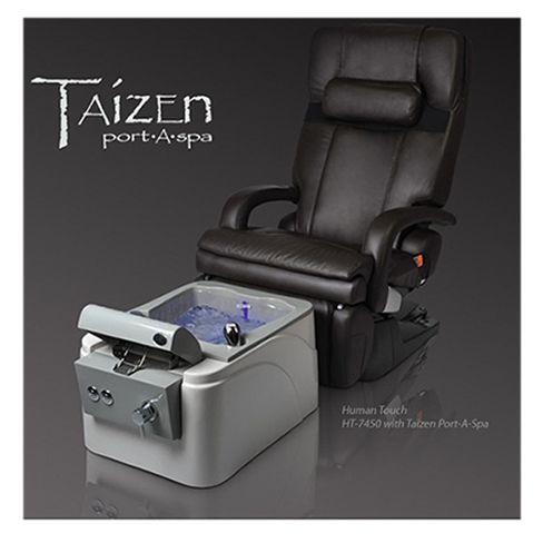 Taizen Portable Spa Pedicure - $1200 ,  https://www.ebuynails.com/shop/taizen-portable-spa-pedicure/ #pedicurechair#pedicurespa#spachair#ghespa