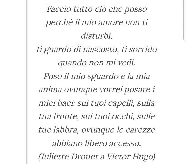 Juliette Drouet a Victor Hugo