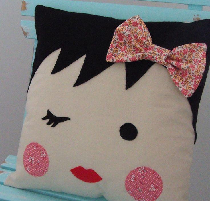 Cool Creative Pillow Cover Design & 88 best creative pillows images on Pinterest   3/4 beds Mustache ... pillowsntoast.com
