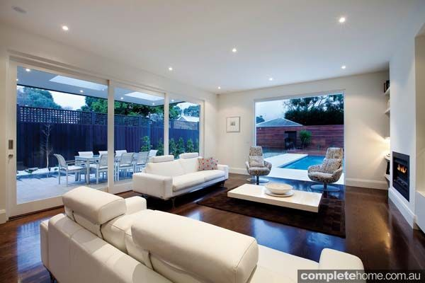 Family feel - was the driver for this home renovation