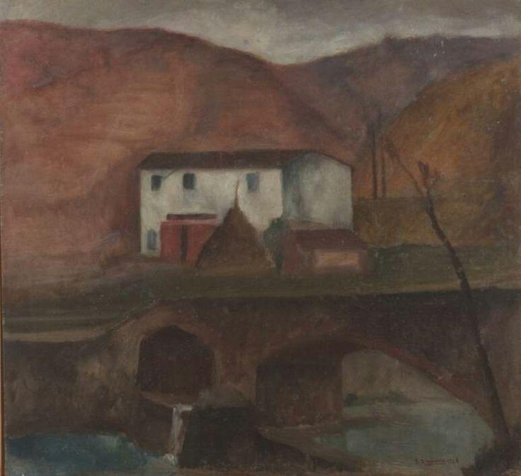 Ponte sulla Bure 1928 fondazione caript
