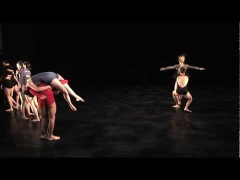 National Dance Company Wales - By Singing Light, Choreography by Stephen Petronio