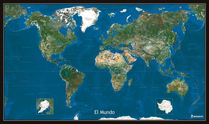 Resultado de imagen para imagen hd mapamundi satelital
