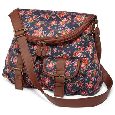 Olsenboye Fl Messenger Shoulder Bag Jcpenney Somebody Please Me This Bags Pinterest And Purses