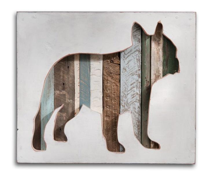 Mini French Bulldog Dog Walk Collection by Dolan Geiman for BourbonandBoots.com