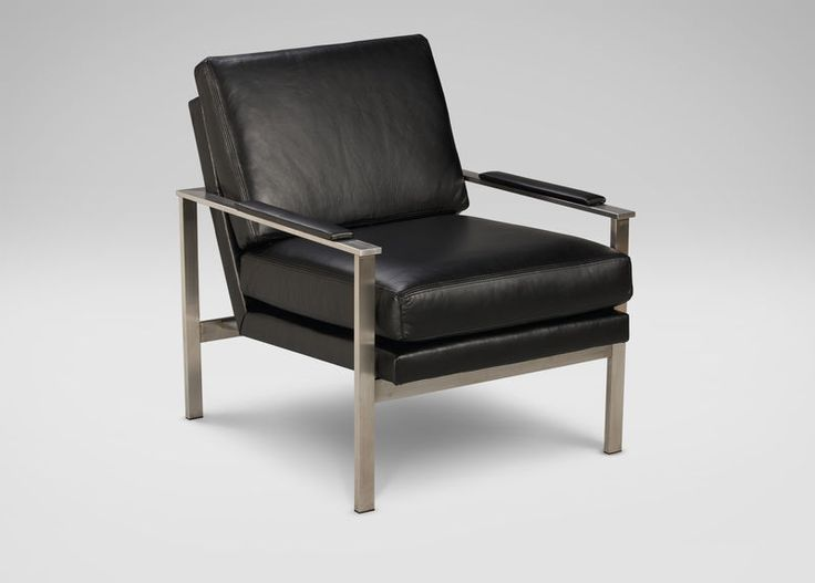 Jericho Leather Chair
