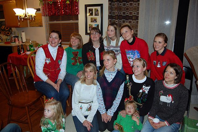 Ugly Sweater Party - tips and ideas