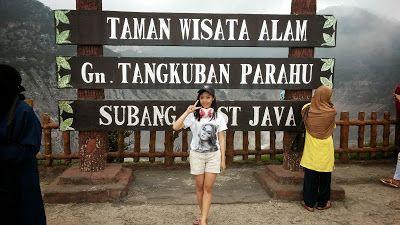 Ragam Wisata Bandung: Keindahan TAMAN WISATA ALAM Gn. TANGKUBAN PERAHU B...