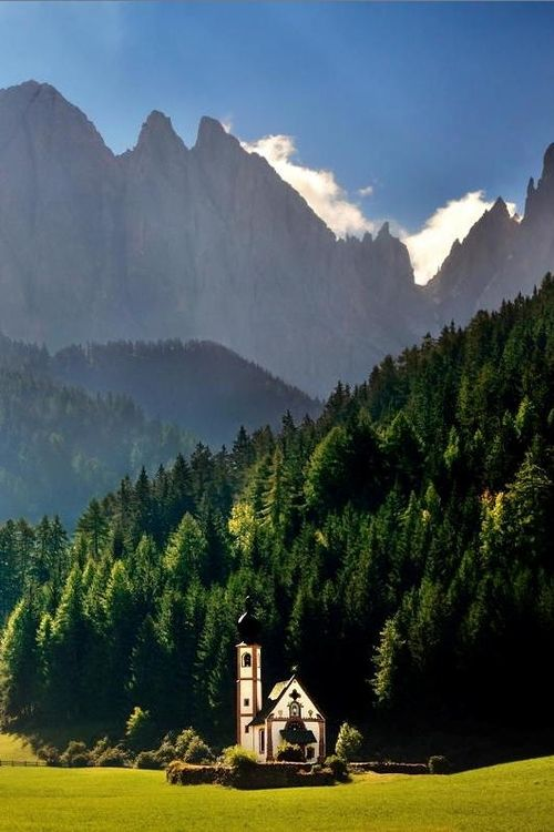 Selva di Val Gardena, Italy.