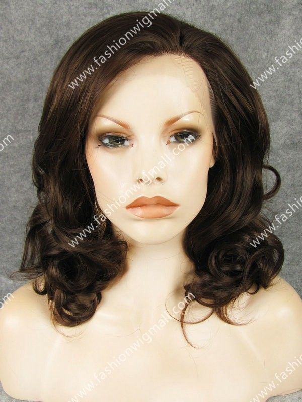#Synthetic lace front wig,#Human hair lace Wigs