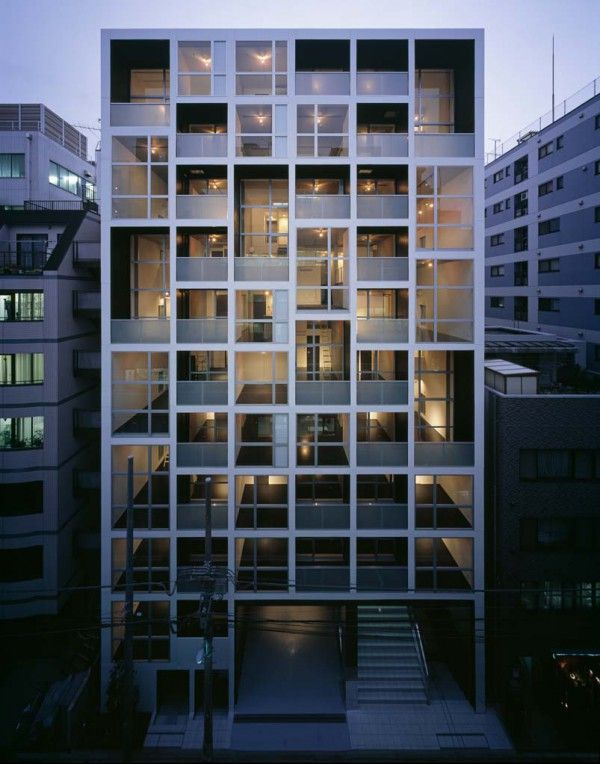 light and repetition aat+makoto yokomizo architects,Inc. – styim
