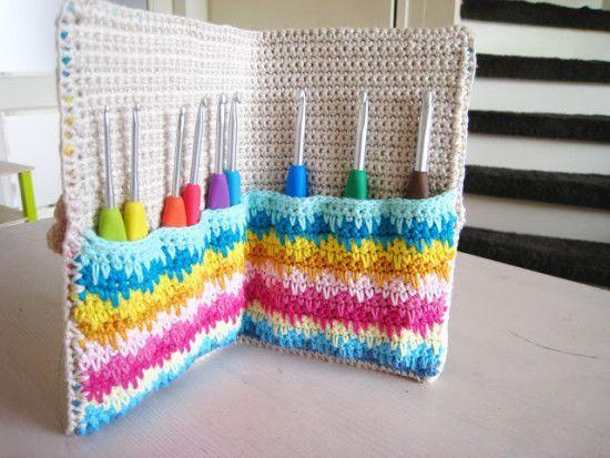 Crochet Hook Case ~•~