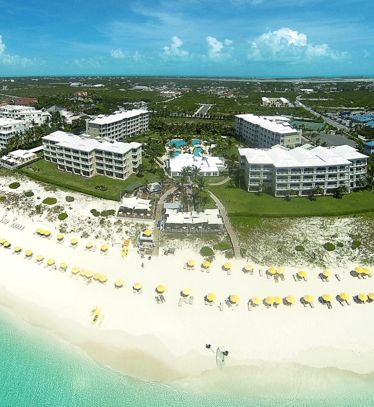 Alexandra Resort Turks and Caicos Wedding Resorts