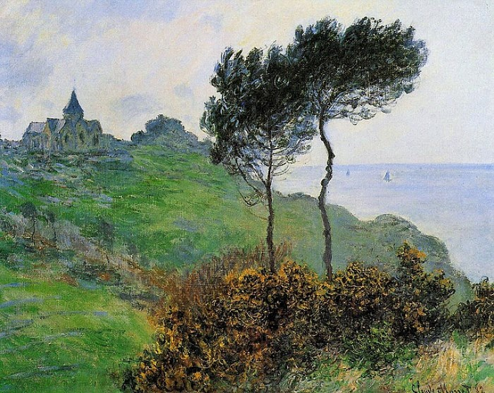 By Claude Monet, from Paris (1840 - 1926)
