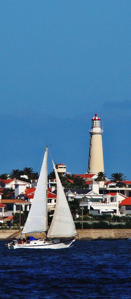 #Lighthouse - #Faro de Punta del Este, #Uruguay - http://dennisharper.lnf.com/