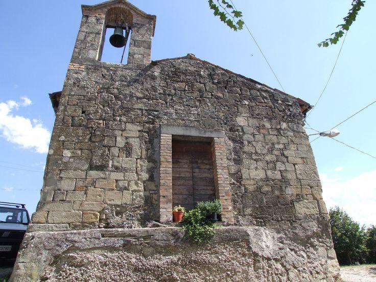 Chiesa di San Giacomo a Roccafluvione #terredelpiceno