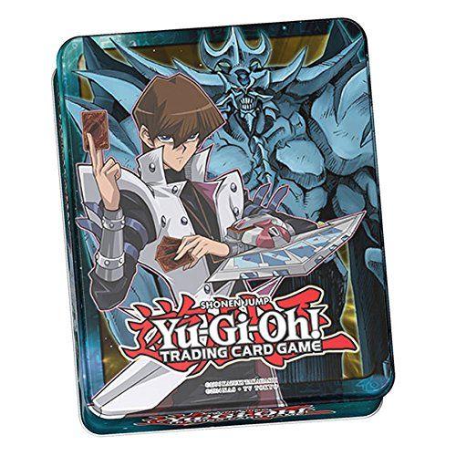 Yu-Gi-Oh! – Jeux de Cartes – Tin Box – Mega-tin 2016 – Kaiba et Obelisk: Suite au retour des personnages de la série originale dans le film…