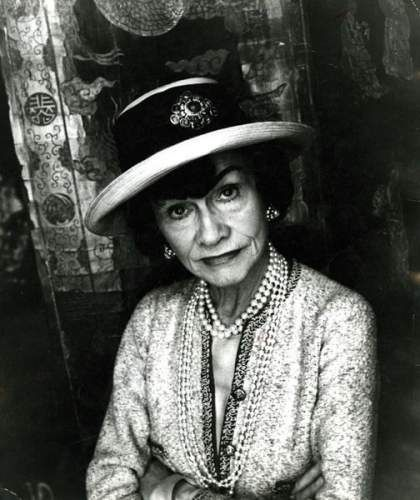 Coco Chanel - 'As long as you know men are like children, you know everything!'