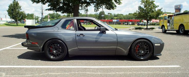 1988 Porsche 944 Turbo S with Cammed LS1 Engine Swap