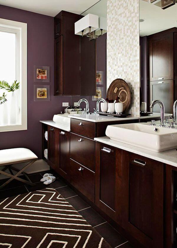 36+ Beautiful Bathroom Color Ideas - The Best No Fail Colors Home