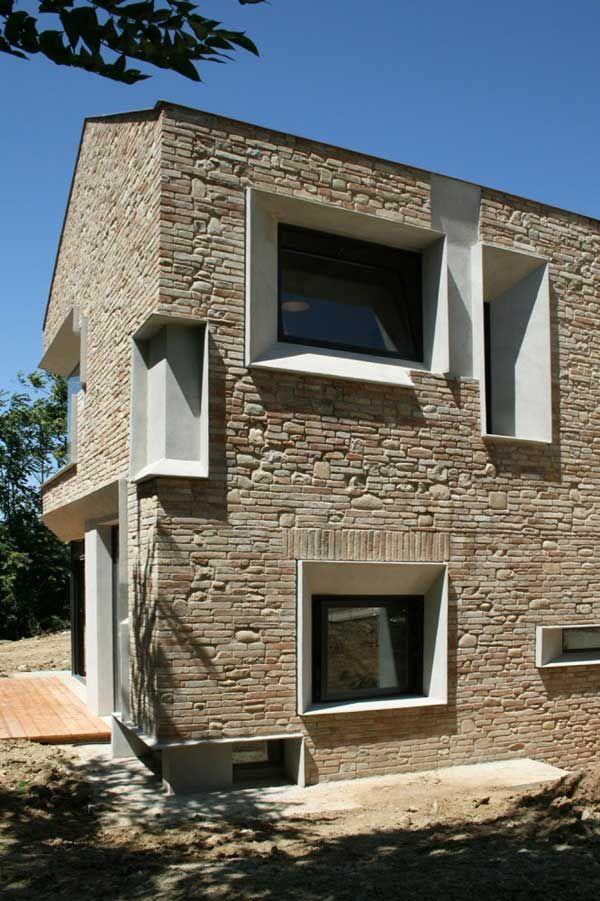 Casa moderna a r c h i t e c t u r e architettura for Architettura casa moderna
