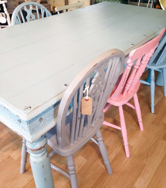 1000 Ideas About Painted Farmhouse Table On Pinterest Farmhouse Table Table And Chairs And