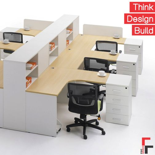 Modular Home Office Furniture Designs Ideas Plans: 25+ Best Ideas About Office Workstations On Pinterest