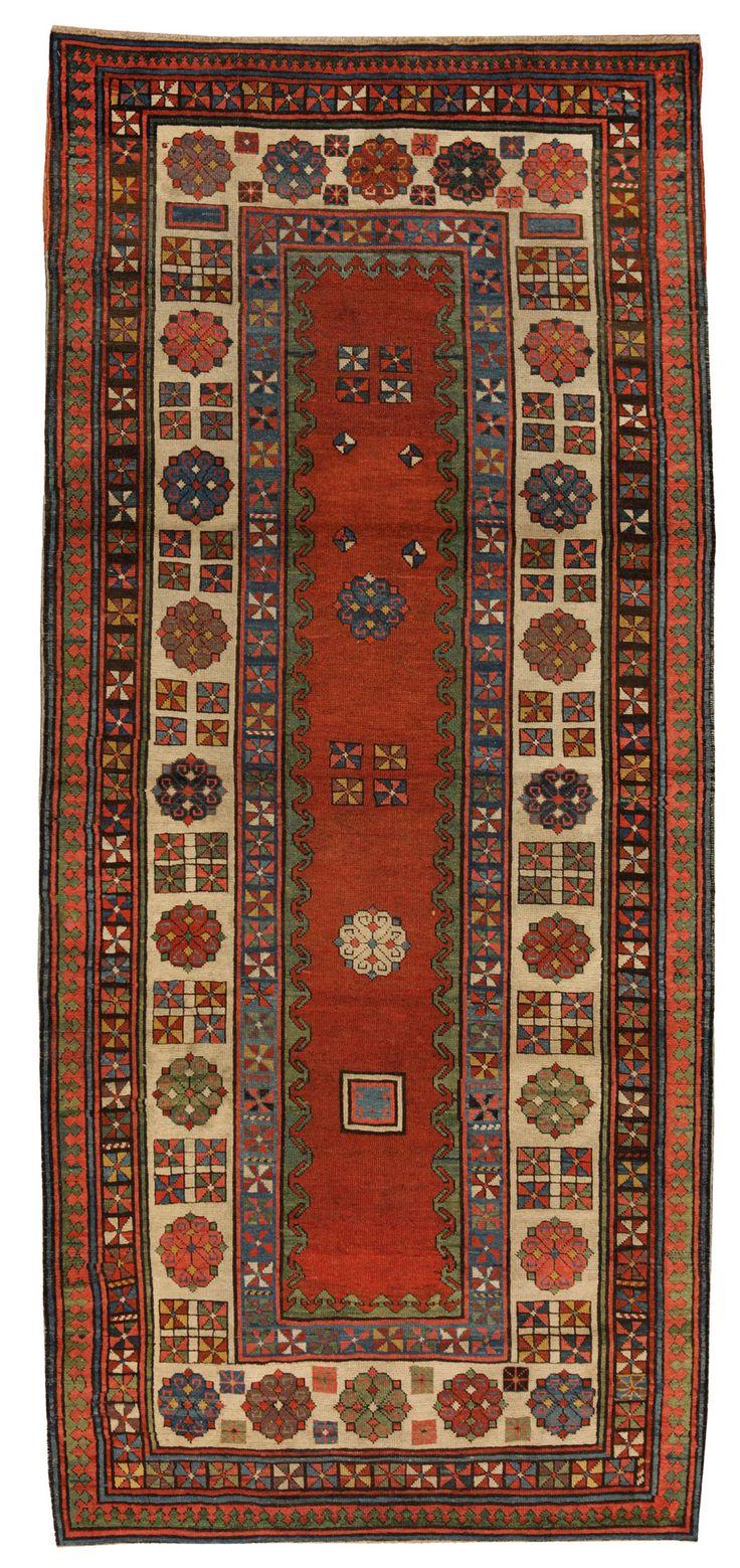 Antique Talish Rug Dimensions 3 10 X 8 3 Fred Moheban