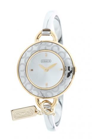Coach Phoebe Bangle Watch