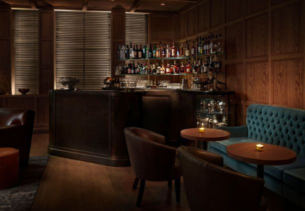 The London EDITION Punch Room