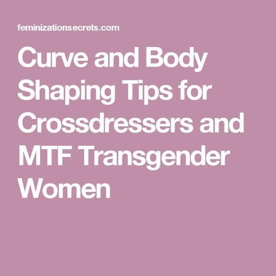 from Jayson transgender tips hints