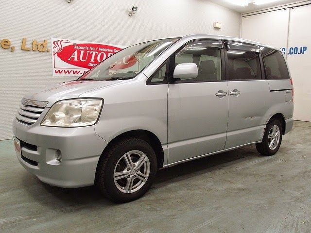 Japanese vehicles to the world: 2000 Toyota Townace Noah Super Extra Memorial Edit...
