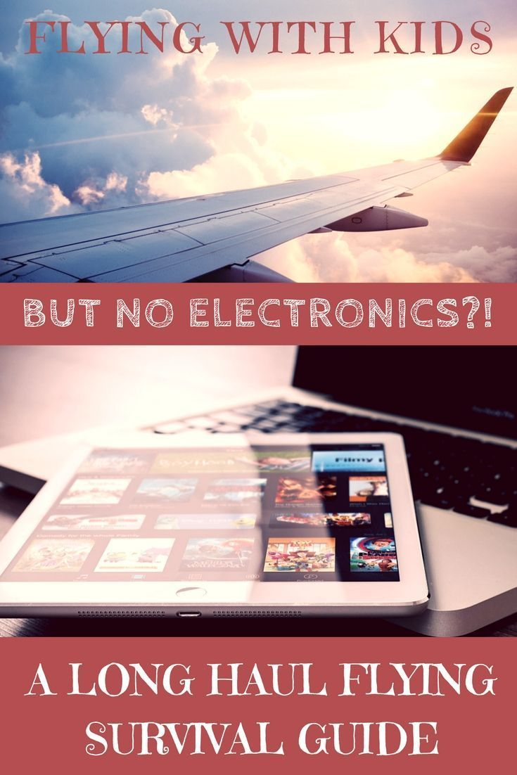 Worried how the new electronics ban might affect your in flight strategies for dealing with kids on long flights?  Latest rules and tips and tricks to cope with long haul flights sans iPad - it can be done!
