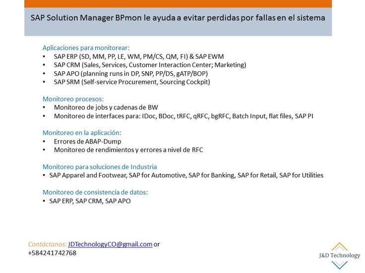Twitter SAP Solution Manager Pinterest - sap solution manager resume
