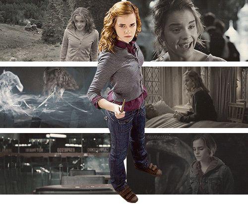 Hermione Granger gif