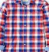 Johnnie  b Laundered Shirt, Red Blue Gingham 34584722 A top quality long sleeve shirt thats a bit soft around the edges - with chambray lined neckline, placket and cuffs. Layer over T-shirts for a casual cover up. http://www.comparestoreprices.co.uk/kids-clothes--boys/johnnie-b-laundered-shirt-red-blue-gingham-34584722.asp