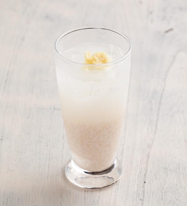 美白甘酒 フレッシュソーダ