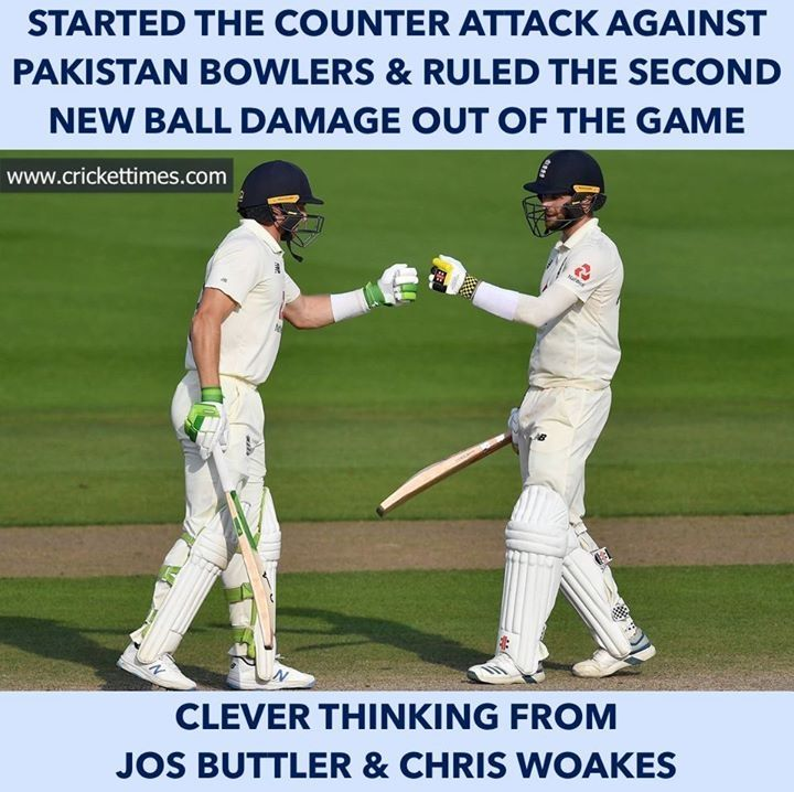 Positive Intent From The Duo Jos Buttler And Chris Woakes Engvpak In 2020 Duo Latest Cricket News Intentions