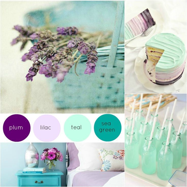 1000 Images About Lavender Mint Wedding Theme On