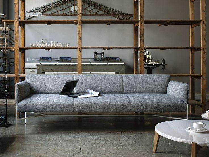 Acheter en ligne Chill-out | canapé 3 places By tacchini, canapé 3 places en tissu design Gordon Guillaumier, Collection chill-out