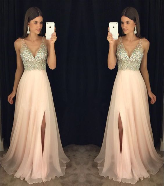 17 Best ideas about Light Pink Dresses on Pinterest   Vestidos ...