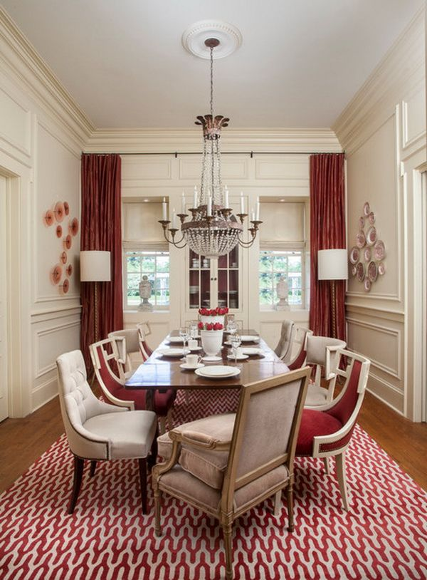 Small Dining Room Ideas And Rectangular Sets Urbanhomez
