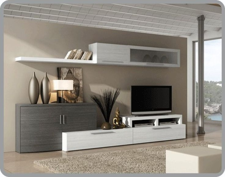 Como decorar un salon con sofa blanco 1 cosas para - Como decorar un salon con chimenea ...