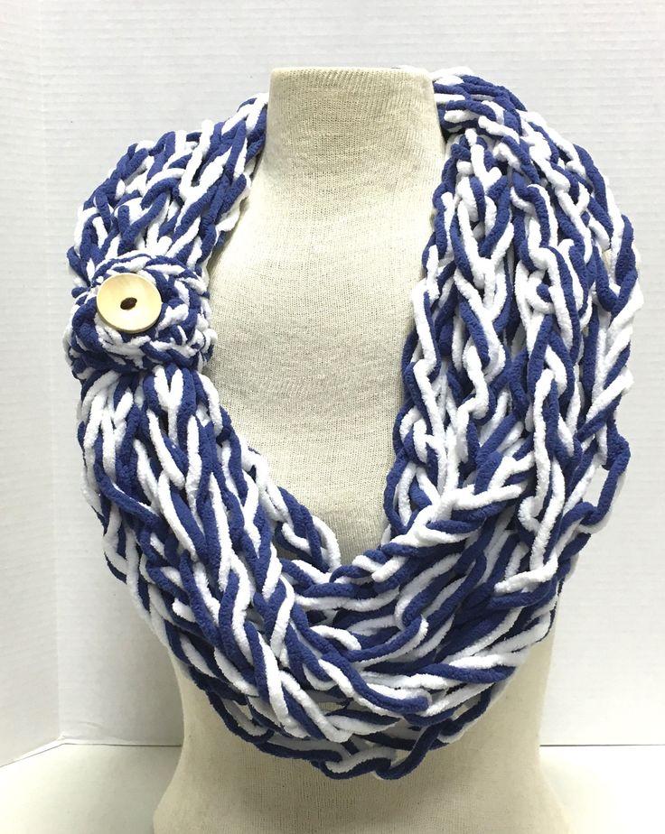 Mejores 45 imágenes de collares crochet ganchillo en Pinterest ...