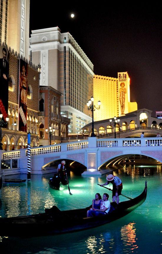 Venice in Vegas, Las Vegas, NV