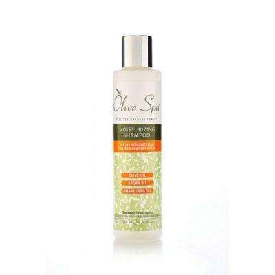 Shampoo for dry and colored hair 200ml. - Grape seed hair shampoo