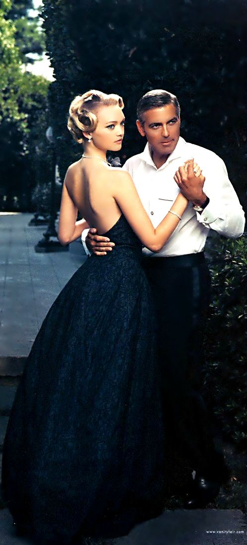 Black tie affair / karen cox.  - first dance with Clooney
