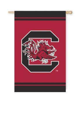Evergreen  South Carolina Gamecocks Fiber Optic Team Flag - Online Onl