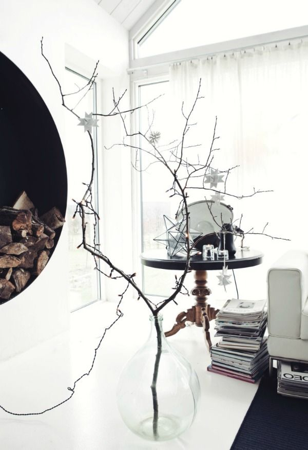 Simple is beautiful . Christmas decoration and photo by Annaleena Karlsson