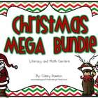 Buy 2 get 1 free!!  I've bundled all 3 of my holiday-themed center packets into one for a discounted price! This bundle boasts over 300 pages of li...